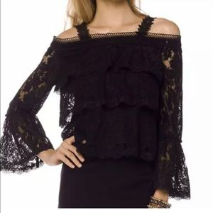 Gracia lace blouse